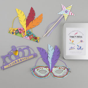 Girls Craft Kit In A Tin - gifts: under £25