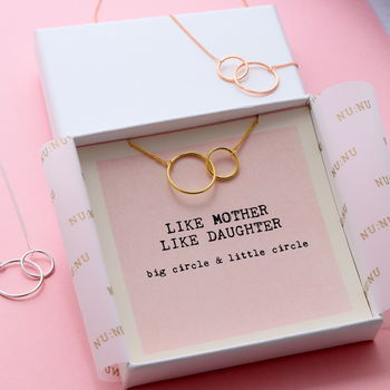 'Like Mother Like Daughter' Necklace