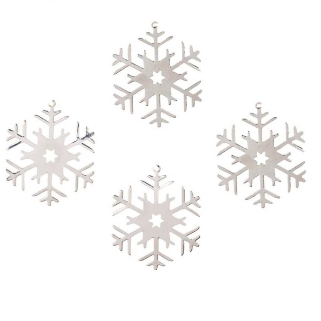 christmas decorations snowflake id diy quilling paper decor ornament