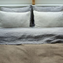 Rabbit Stone Washed Melange Bed Set
