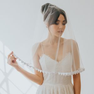 Sweetheart Circle Veil