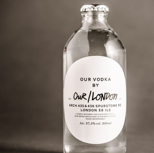 London Vodka - gifts for him
