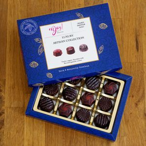 Organic Luxury Artisan Collection - chocolates & confectionery