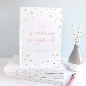Wedding Planner Book | Engagement Gift - albums & guest books