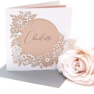 Personalised Bridesmaid Cards - bridesmaid cards