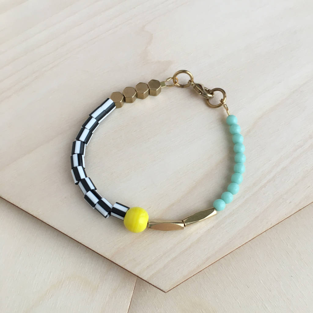 Sun And Stripes Bracelet