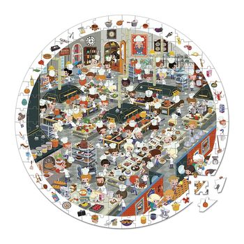 Busy Kitchen Puzzle