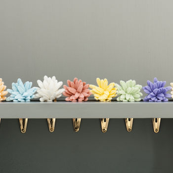 Daisy Flower Hair Slides