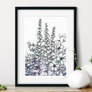 Fox Glove Fine Art Giclée Print