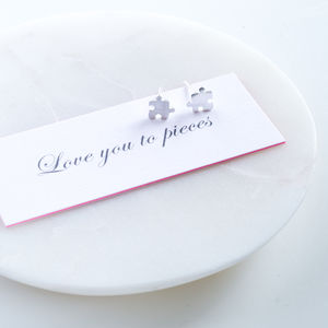 Love You To Pieces Stud Earrings - what's new