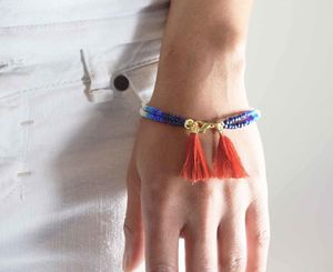 Friendship Tassel Bracelet