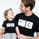 Copy And Paste T Shirt Set - fashion