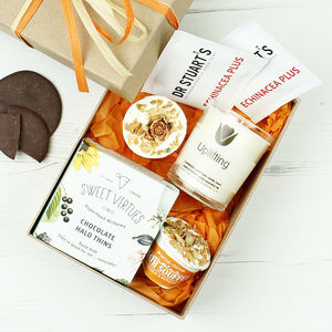 Uplifting Natural Gift Set - personalised