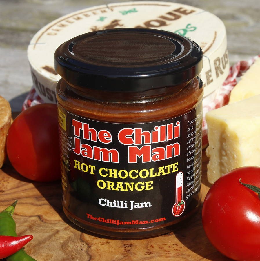 We're sorry, Hot Chocolate Orange Chilli Jam is out of stock