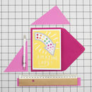 Fairground Arrow Card