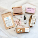 The 'Balance Box' Vegan Relaxation Letterbox Gift Set