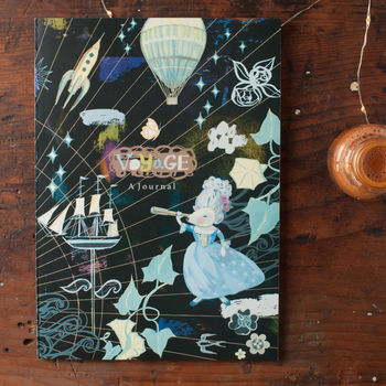 Voyage A5 Sketchbook Journal Or Notebook Set