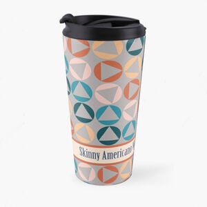 As You Like It Personalised Travel Mug