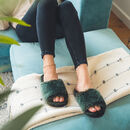 Emerald Spa Sheepers Slippers