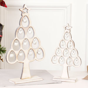 Alpine Tree With Bells - christmas home accessories