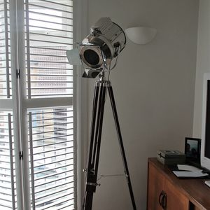 Floor Studio Lamp Spot Search Light
