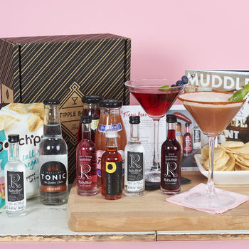 Six Month Cocktail Delivery Gift Subscription