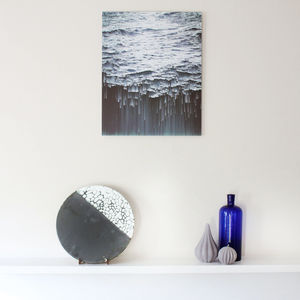 'Waterfall' Photographic Print On Aluminium