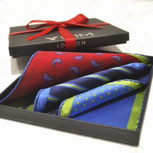 Luxury Silk Mens Pocket Square For All Occasions - mens