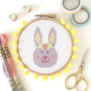 Bunny Rabbit Cross Stitch Kit - our top new picks
