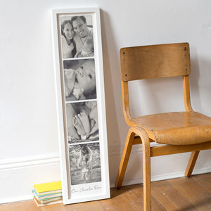 Personalised Giant Photo Booth Print - for fathers