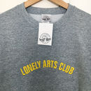 Embroidered Unisex 'Lonely Arts Club' Sweater