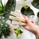 Handmade Plant Markers