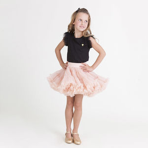 Angel's Face Trinity Tutu - children's skirts