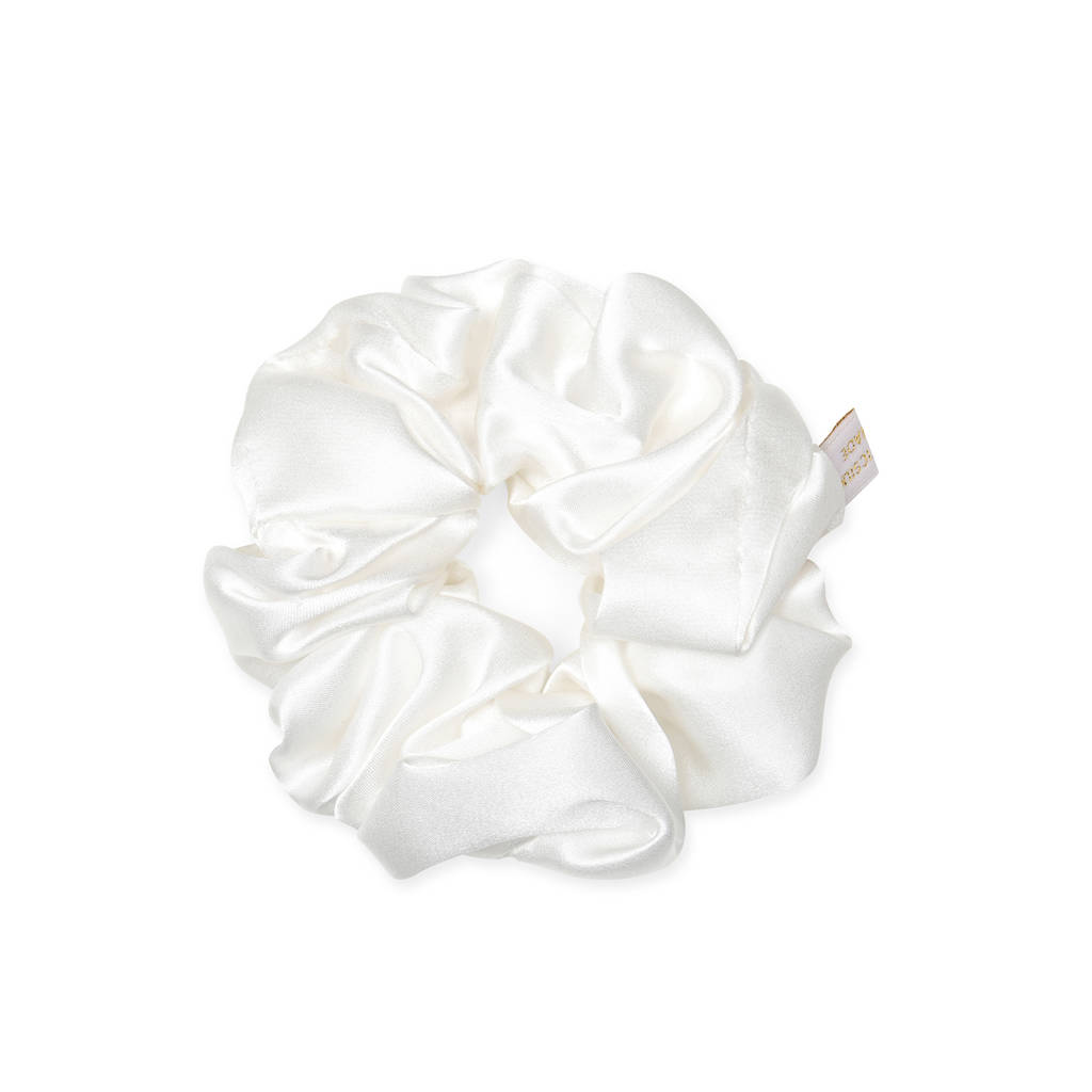 Pure Silk Hair Scrunchie By Holistic Silk
