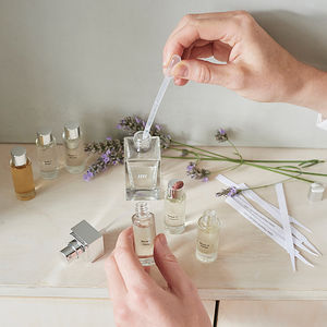 Design Your Own Fragrance The Natural Collection - personalised gifts