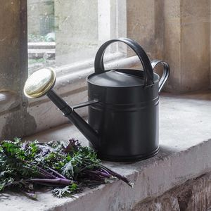 Black 5 L Watering Can