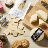 Luxury Cheese And Biscuits By Post Hamper - food & drink