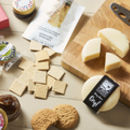 Luxury Cheese And Biscuits By Post Hamper