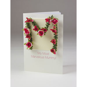 Most Marvellous Mummy Personalised Card - mother's day cards & wrap