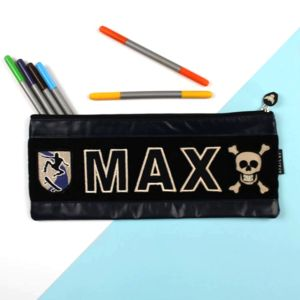 Personalised Tarpaulin Pencil Case