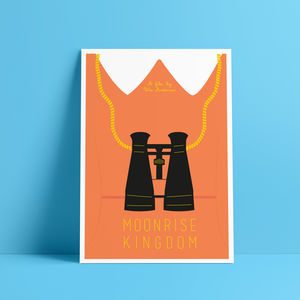 Moonrise Kingdom Glicée Print - posters & prints