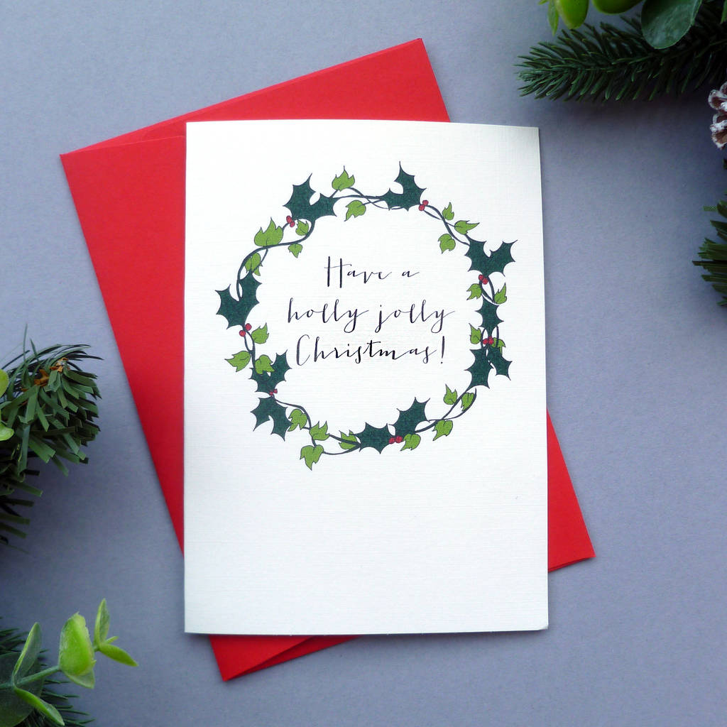 traditional christmas carols card pack by oops a doodle ...