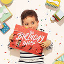 Personalised Children's Book: The Birthday Thief