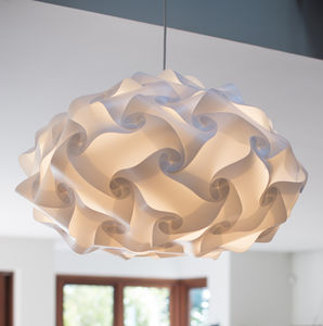 Astrid Smartylamp Light Pendant Lampshade - dining room