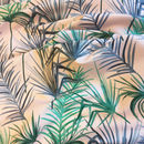 Tropical Patterned Fabric Per Metre