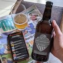 Sports Enthusiast Personalised Craft Beer And Playlist