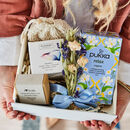 'Relax And Pamper' Personalised Luxury Ethical Gift Box