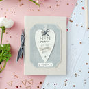 Personalised Hen Party Vintage Photo Album In Gift Box