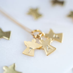 Mummy's Little Angels Necklace - gifts for mothers