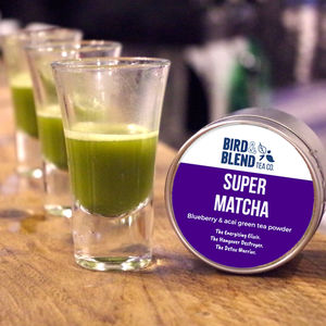 Super Matcha Green Tea With Acai And Blueberry